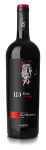 Linea Kent'Annos - Bottiglia di Mandrolisai D.O.C. Rosso Cantina Mandrolisai
