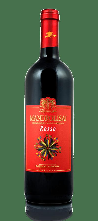Vino tipico sardo rosso D.O.P. - Mandrolisai Rosso Cantina Mandrolisai